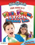 Fizz, Foam, and Froth Science Lab