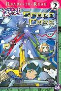 Space Case (Totally Spies Ready-to-Read Level 2)