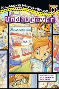 Undercover Kid: The Comic Book King (All Aboard Mystery Readers)
