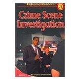 Crime Scene Investigation (Extreme Readers, Level 3)