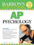 Barron's Ap Psychology 2008