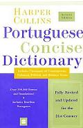 Harpercollins English-portuguese Portugues-ingles Dictionary