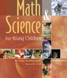 Math and Science for Young Children with Professional Enhancement Book