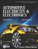 Today's Technician: Automotive Electricity & Electronics: Shop Manual