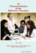 12 Characteristics of an Effective Teacher