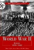 Europe 1939-1943 (World War II: Essential Histories)