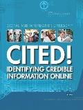 Cited! : Identifying Credible Information Online