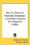 Key To Harvey's Practical Grammar: Including Analysis By Diagrams (1885)