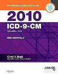2010 ICD-9-CM for Hospitals, Volumes 1, 2 and 3, Professional Edition (Spiral bound)