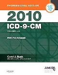 2010 ICD-9-CM, for Physicians, Volumes 1 and 2, Professional Edition (Spiral bound)
