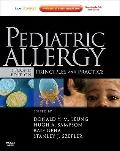 Pediatric Allergy : Principles and Practice