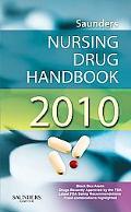 Saunders Nursing Drug Handbook 2010