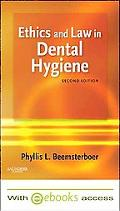 Ethics and Law in Dental Hygiene - Text and E-Book package