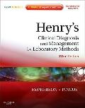 Henry's Clinical Diagnosis and Management by Laboratory Methods: Expert Consult - Online and...