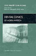 Access to Oral Health Care, An Issue of Dental Clinics