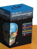Netter's Anatomy Flash Cards: with Online Student Consult Access (Netter Flash Cards)