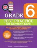 Barron's Common Core Workbook: Grade 6 Practice Tests