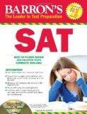 Barron's SAT with CD-ROM, 26th Edition (Barron's Sat (Book & CD-Rom))