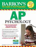 Barron's AP Psychology with CD-ROM, 6th Edition