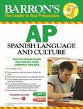 Barron's AP Spanish with Audio CDs and CD-ROM, 8th Edition