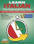 Learn Italian the Fast and Fun Way : With MP3 CD