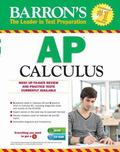 Barron's AP Calculus with CD-ROM, 13th Edition