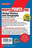 Global History and Geography Power Pack (Barron's Regents NY)