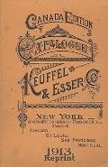 Catalogue Of Keuffel And Esser 1913 Reprint