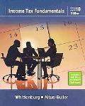 Income Tax Fundamentals 2010 (with Taxcut Tax CD-ROM)