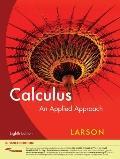 Calculus: An Applied Approach, Enhanced Ed.