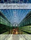 Student Solutions Guide with Solutions Manual for Alexander/Koeberlein's Elementary Geometry...