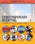 Contemporary Auditing: Real Issues & Cases, Update