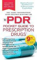 PDR Pocket Guide to Prescription Drugs, 9th Edition