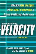 Velocity: Combining Lean, Six Sigma and the Theory of Constraints to Accelerate Business Imp...