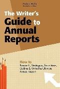 The Writers Guide to Annual Reports