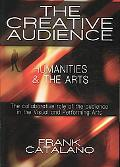 The Creative Audience: The Collaborative Role of the Audience in the Visual and Performing Arts