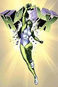 Shehulk: Single Green Female (Marvel Heroes)