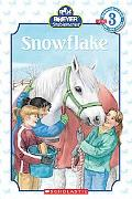Snowflake (Breyer Stablemates: Growing Reader, Level 3)