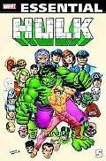 Essential Incredible Hulk 5