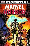 Essential Marvel Horror 2 (Essential (Graphic Novels))