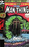 Essential Man-thing 2 (Essential (Graphic Novels))