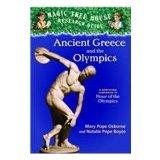 Olympics of Ancient Greece: A Nonfiction Companion to Hour of the Olympics (Magic Tree House...