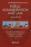 Public Administration and Law, Third Edition