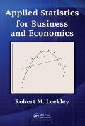 Applied Statistics for Business and Economics