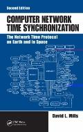 Computer Network Time Synchronization : The Network Time Protocol on Earth and in Space