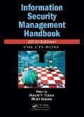 Information Security Management Handbook, 2010 CD-ROM Edition