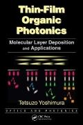Thin-Film Organic Photonics : Molecular Layer Deposition and Applications