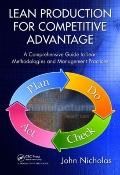 Lean Production for Competitive Advantage: A Comprehensive Guide to Lean Methodologies and M...
