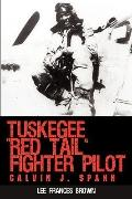 Tuskegee Red Tail Fighter Pilot