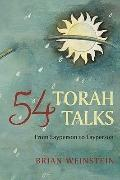 54 Torah Talks: From Layperson to Layperson